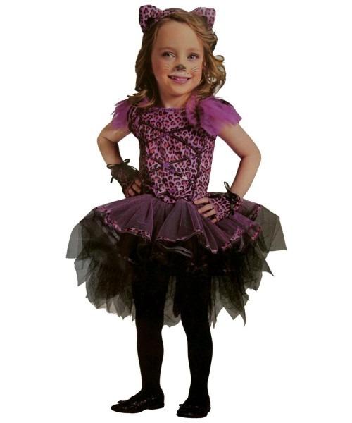 Ballerina Leopard Baby Costume