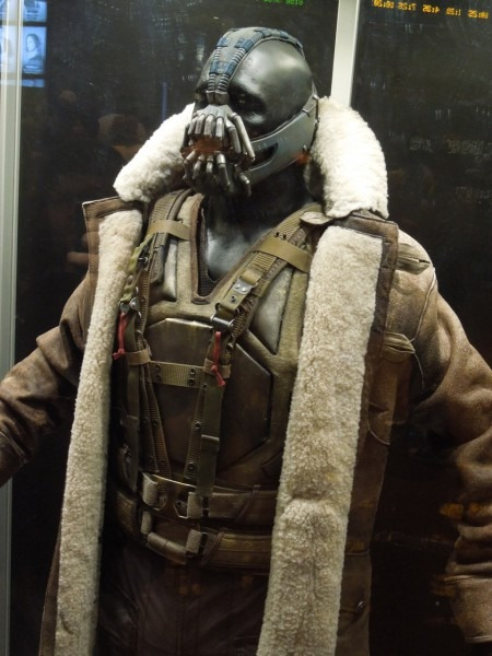 Hollywood Movie Costumes And Props  Tom Hardy's Bane Costume From