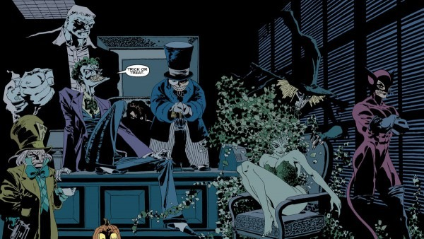 An Animated Adaptation Of 'batman  The Long Halloween' Is
