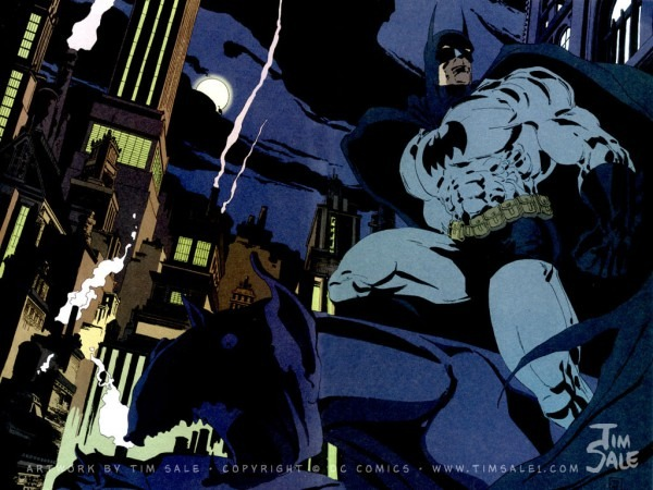 Film Studies And Other Shenanigans   I Believe In Batman