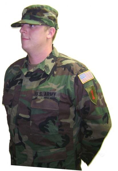 Adult Mens Military Costume