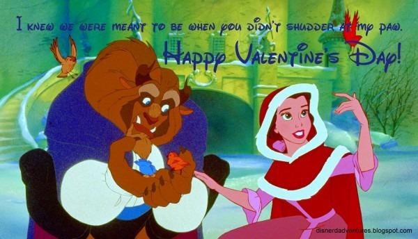 Disnerd Adventures  Will You Be My Disnerd Valentine