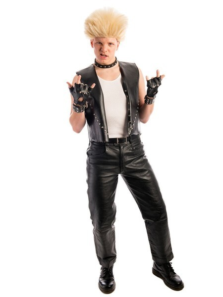 Billy Idol 80's Costume