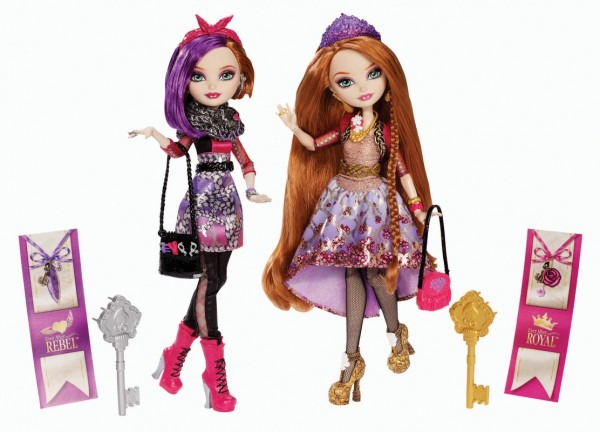 Ever After High™ Holly O'hair™ And Poppy O'hair™ Dolls