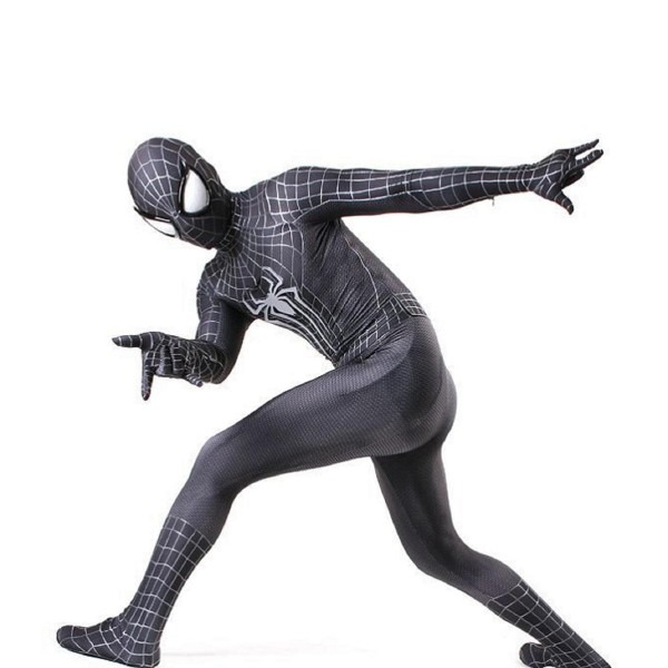Black Suit The Amazing Spider Man Homecoming Costume Spiderman