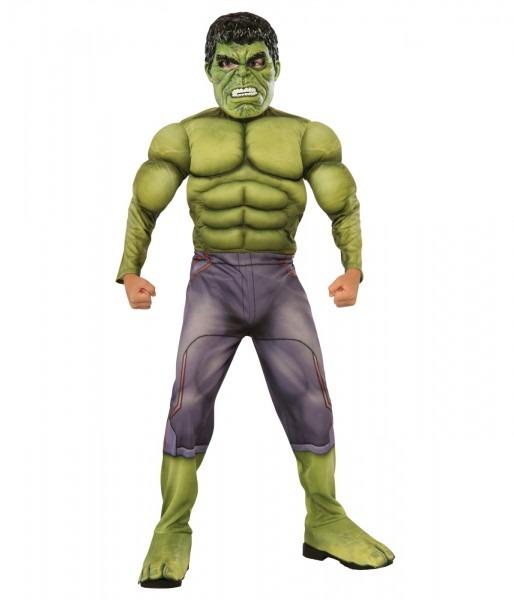 Marvel The Incredible Hulk Boys Costume