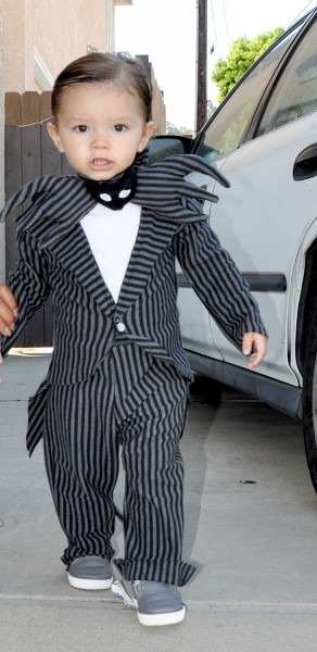Boys Babies Costume Jack Skellington Nightmare Before, Jack