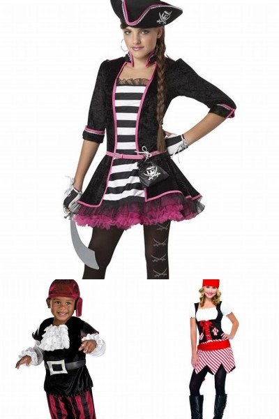 60 Best Pirate Costume Ideas And How To Make It Yourself