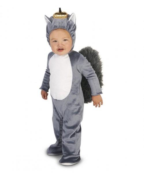 Look At This  Zulilyfind! Gray Squirrel Costume