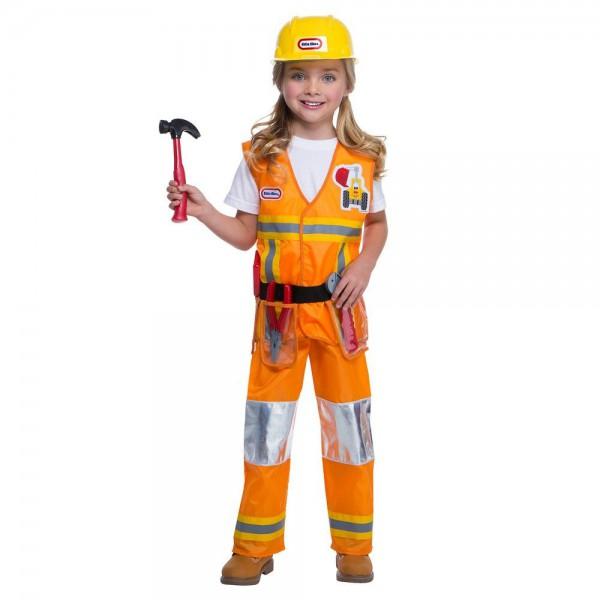 Halloween Toddler Boys' Little Tikes Construction Worker Halloween