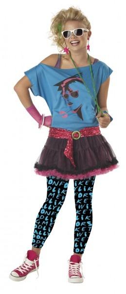 Teen Valley Girl Costume