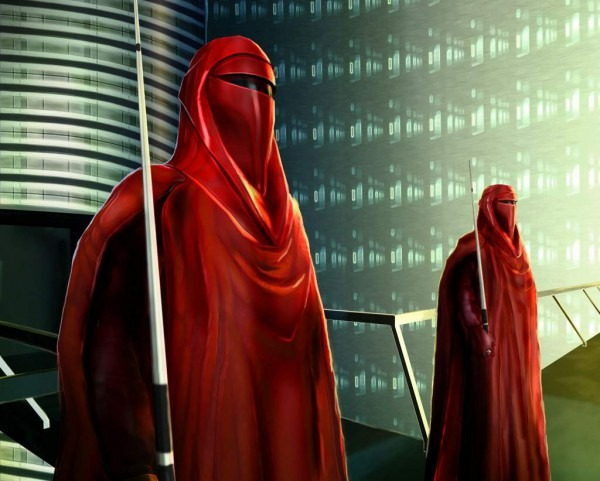 How Powerful Are The Imperial Guards