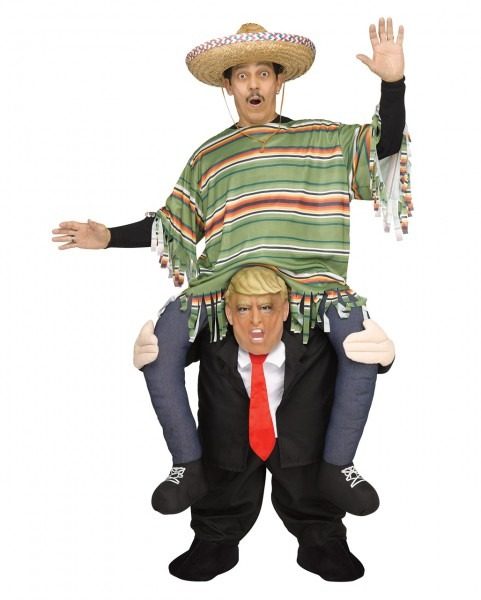 Carry Me Costume Trump As Ride