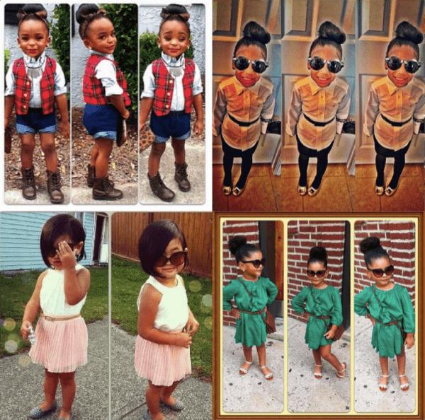 50s Kids Fashion