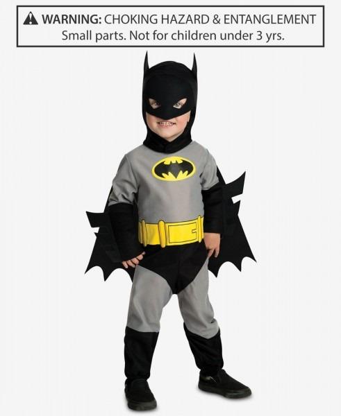 Batman Costume, Toddler Boys (2t