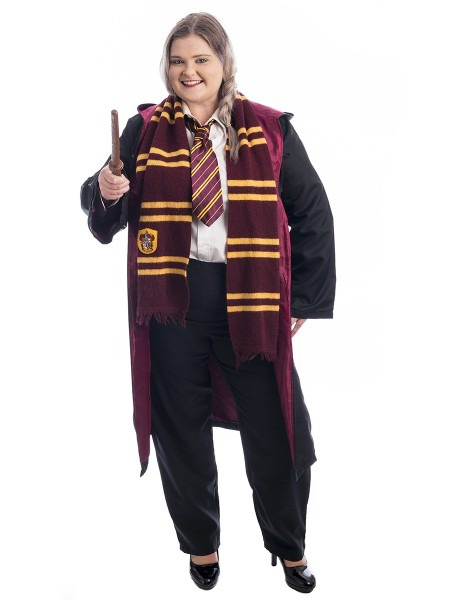 Harry Potter Hogwarts Plus Size Costume