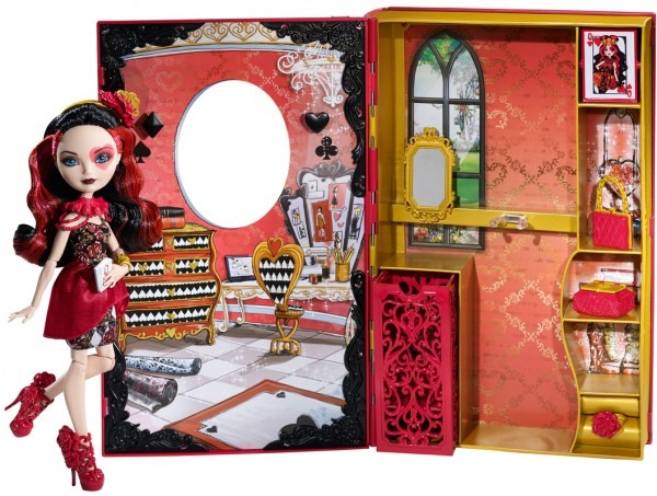 Ever After High® Lizzie Hearts™ Spring Unsprung™ Book
