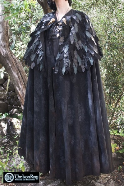 Image Result For Raven Cloak