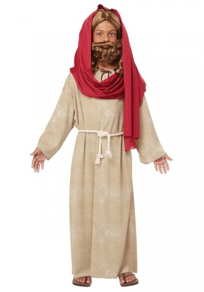 Jesus Christ Religious Child Costume
