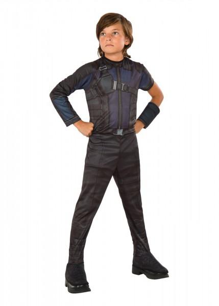 Captain America  Civil War Hawkeye Boys Costume