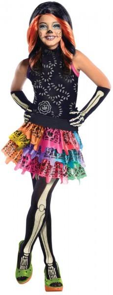 Monster High Skelita Calaveras Child Costume Cl