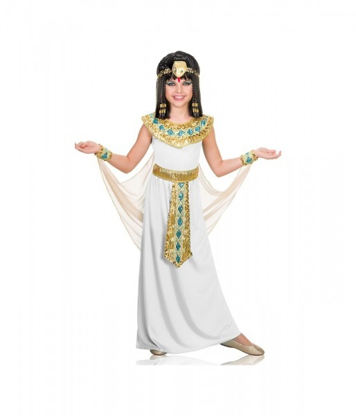 Cleopatra Pharaoh Of Egypt Girls Costume