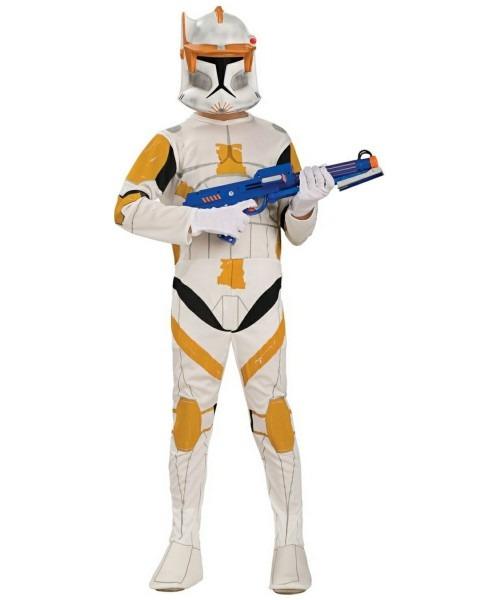 Clone Trooper Commander Cody Costume