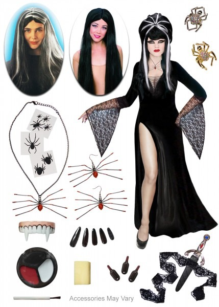 Sale! Mistress Of Darkness Plus Size Supersize Costume   Accessory
