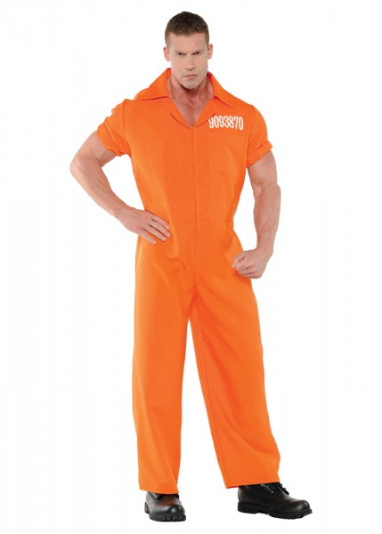Convicted Men Prison Outfit