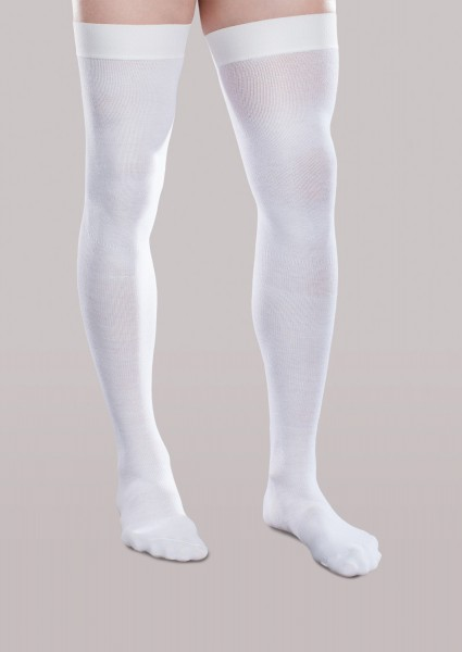 Moderate Support Thigh High Socks