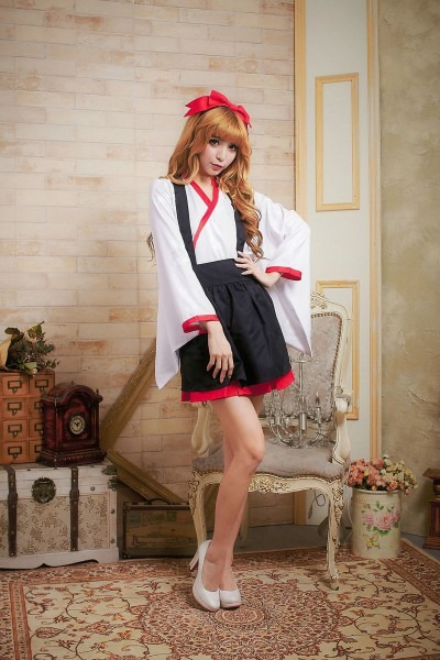 Angel Live  Costume Play Medium Kimono Mini