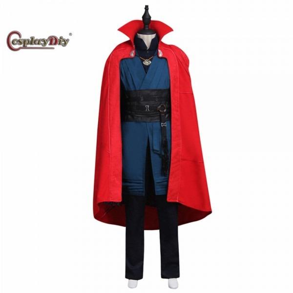Cosplaydiy Movie Doctor Strange Steven Strange Cosplay Costume