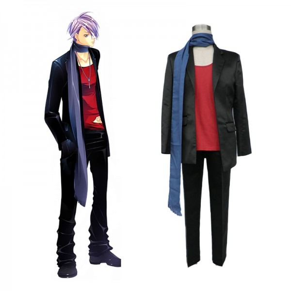 Lucky Dog1 Giulio·di·bondone 2 Anime Cosplay Costumes Outfit Lucky