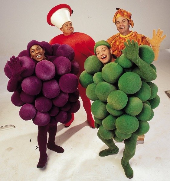 Pierre's Costumes On Twitter   Fruit Of The Loom Guys Costumes