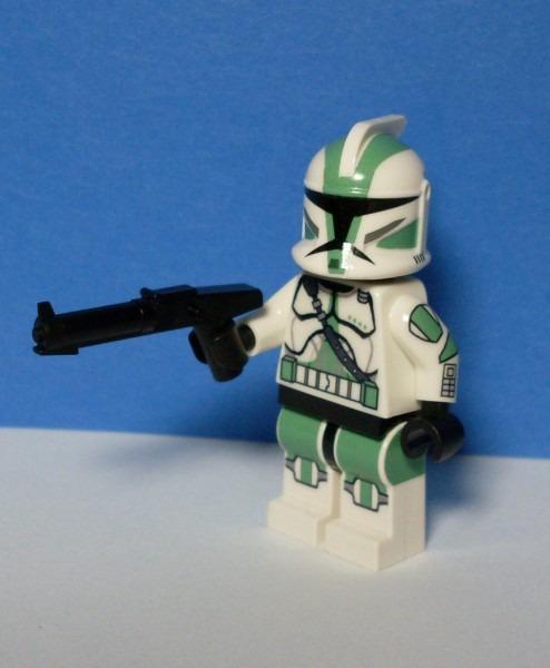 Clone Wars Custom Minifigures