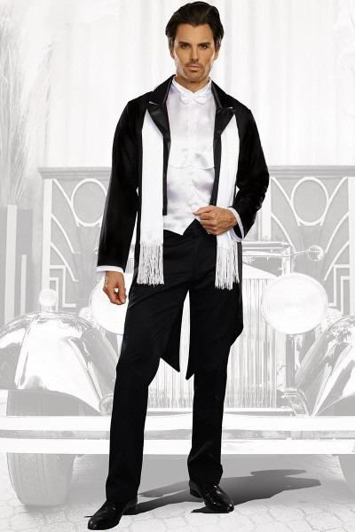 Gatsby Guy Halloween Costume, Mens Great Gatsby Costume