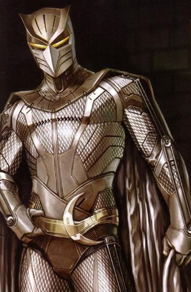 Watchmen Ozymandias Costume