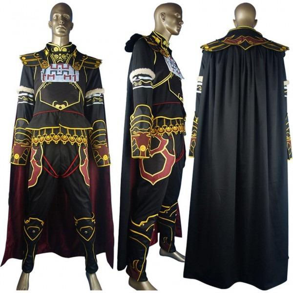 Legend Of Zelda Ganon Cosplay Costume Unique Halloween Costume