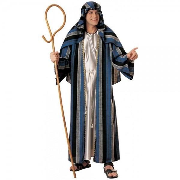 Shepherd Costume Adult Biblical Outfit Christmas Nativity Scene