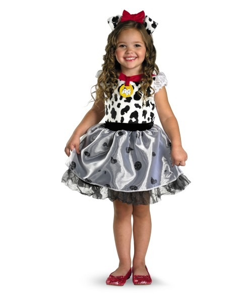 Disney 101 Dalmatians Toddler Costume