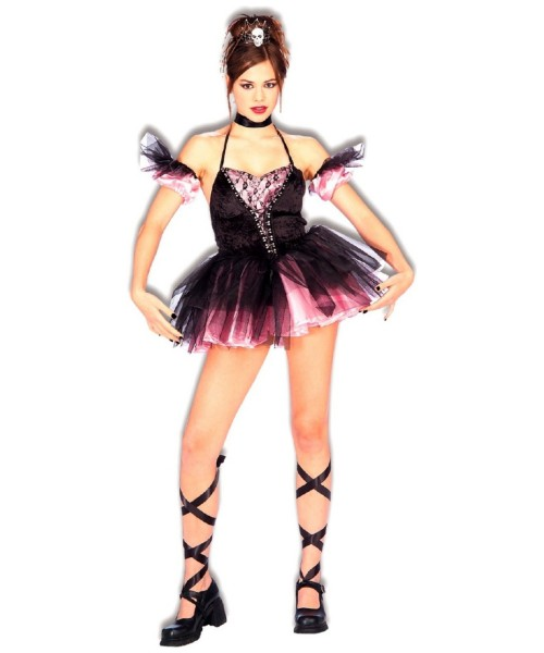 Dark Ballerina Costume