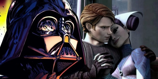 Darth Vader Relives A Clone Wars Memory In New Comic