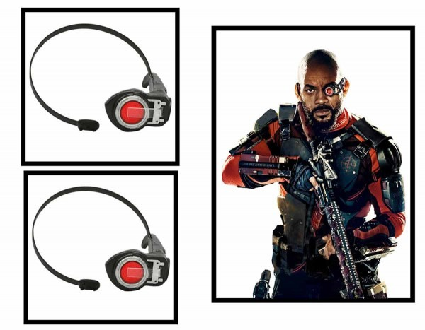 Will Smith Suicide Squad Deadshot Costume Cosplay Guide