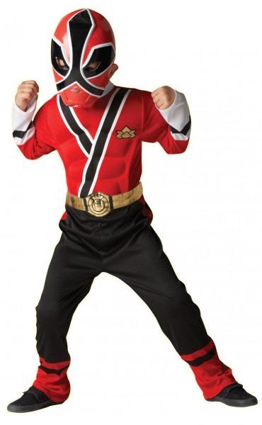 42 Power Ranger Samurai Costumes, Child Red Ranger Samurai Costume