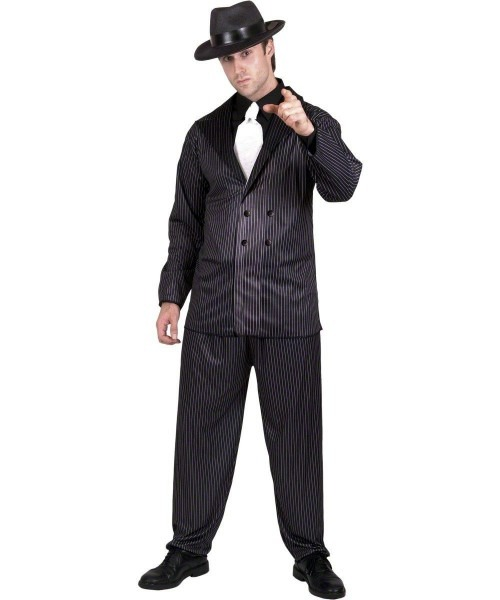 20s Gangster Fashion For Men