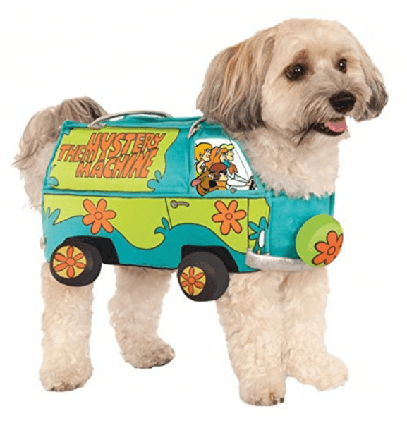 Officially Licensed Scooby Doo Mystery Machine Pet Costume  This