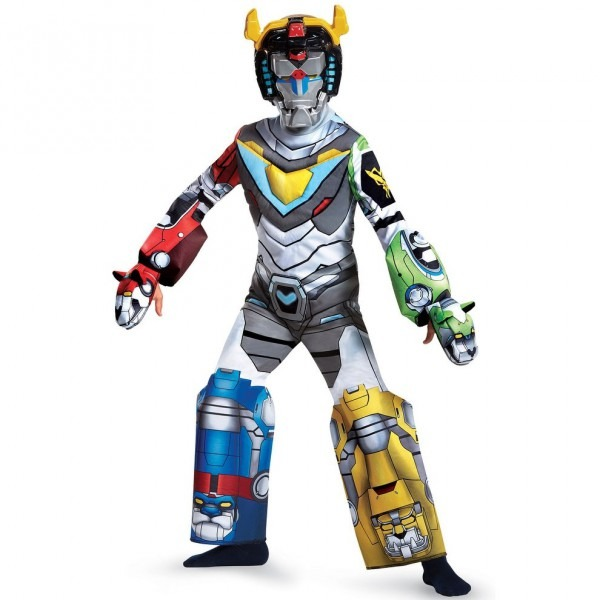 Shop Disguise Voltron Deluxe Child Costume