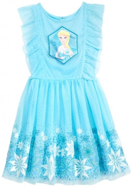 Sale! Disney Disney's Frozen Elsa Dress, Little Girls