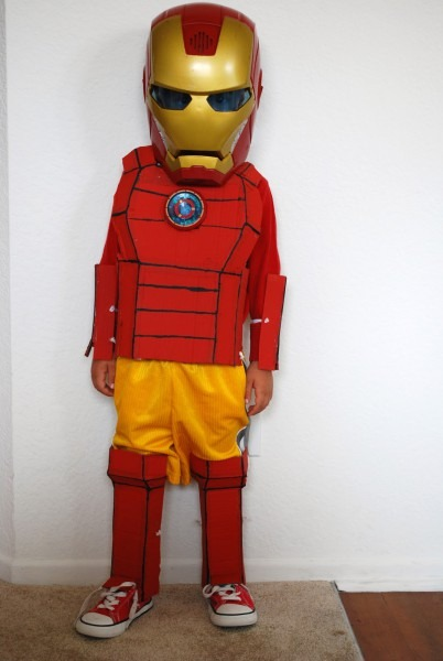 Sunshine And A Summer Breeze  Diy Iron Man Costume