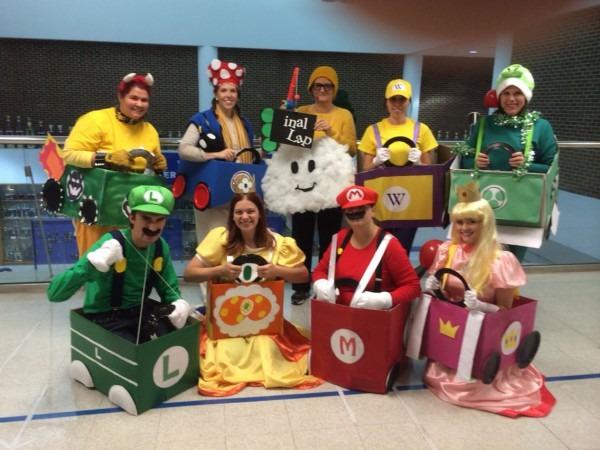 Mario Kart Costumes